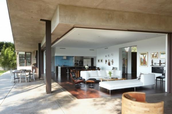 mandeville canyon residenz von griffin enright architects. Black Bedroom Furniture Sets. Home Design Ideas