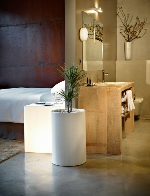 Spanisches Hotel Viura  designhouses badezimmer