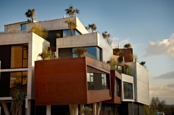 Spanisches Hotel Viura  designhouses einzigartiges tropisch pflanzen