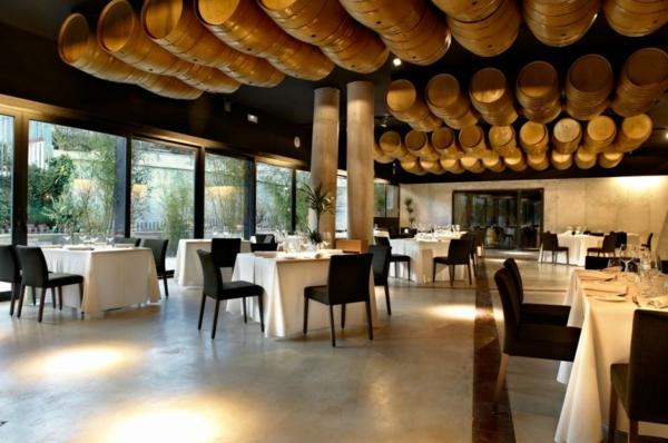 Spanisches Hotel Viura  designhouses restaurant