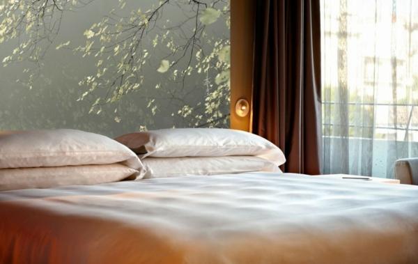 hotel spanien dorf designhouses schlafzimmer bettwäsche
