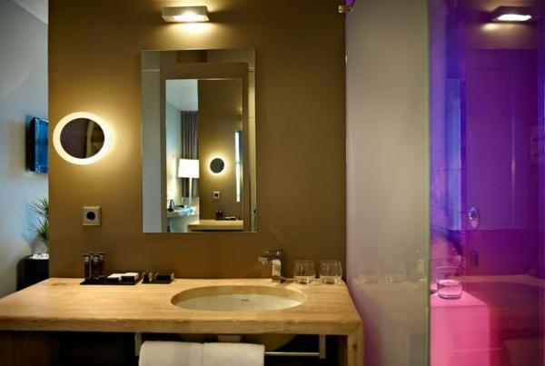 hotel spanien dorf designhouses wandspiegel