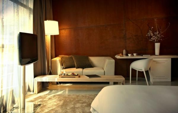 hotel spanien dorf designhouses wohnbereich