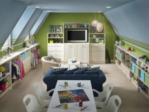 Kinder spielplatz zu hause basteln 20 lustige ideen for Kinderspielzimmer einrichten