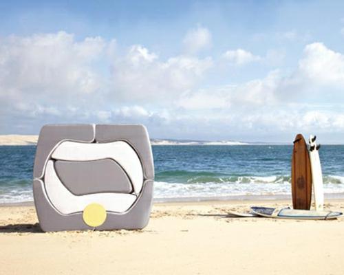 stapelbares puzzle außenmöbelstück design idee