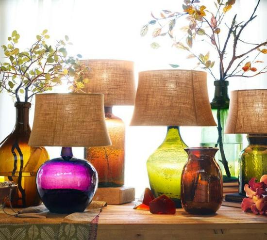 stehlampen kollektion farbige und originelle ideen. Black Bedroom Furniture Sets. Home Design Ideas