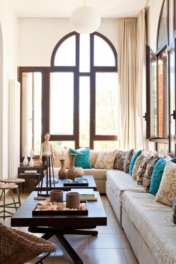 Stilvolles Beige Interieur Design Ideen Originell