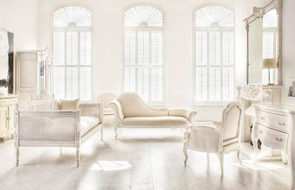 Stilvolles beige Interieur Design – gemütliche und angenehme ...