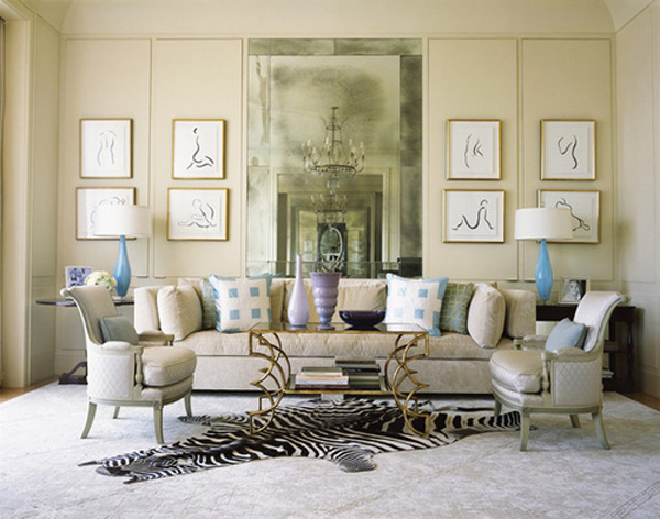 Wohnzimmer Ideen Weis Beige : Jan Showers Interior Design Living Rooms