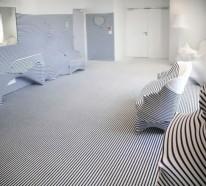 Surrealistische Tapeten für mehr Spaß in jedem Raum