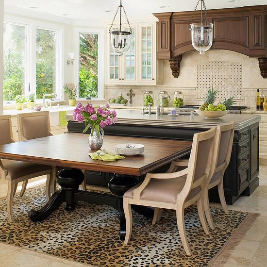 tierisch muster teppich armlehnen stuhl leder auflage