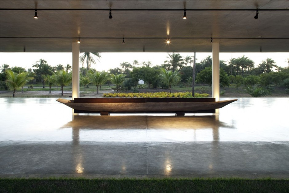 traumhaftes sommerhaus mekena resort brazilien blick natur