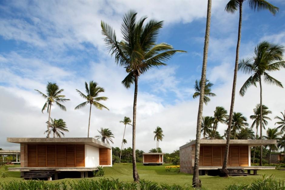 traumhaftes sommerhaus mekena resort brazilien palmen bungalows