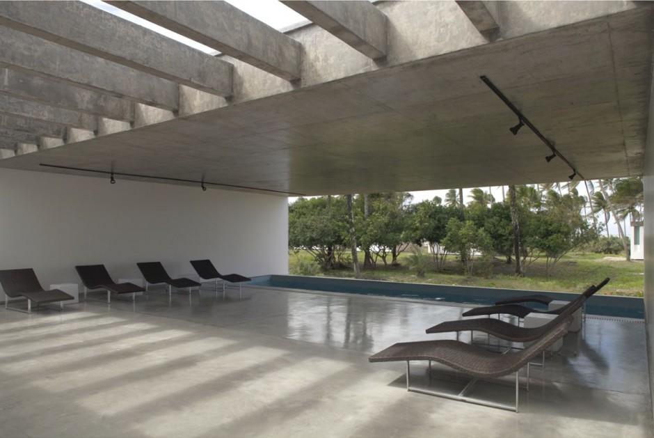 traumhaftes sommerhaus mekena resort brazilien pool liege schatten