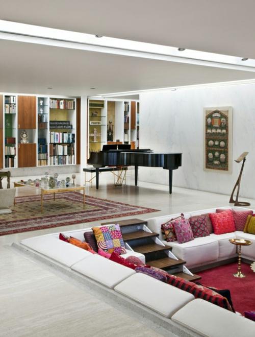 Wohnzimmer kuschelig einrichten  wohnzimmer kuschelig einrichten ~ Seldeon.com = Innen-Wohnzimmer ...