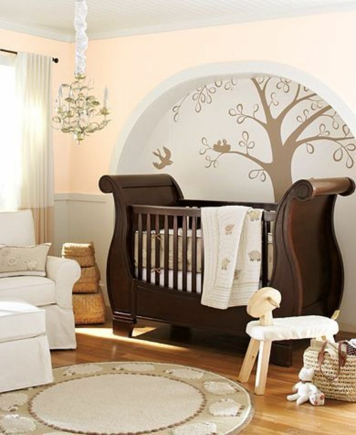 kinderzimmer einrichtung vintage akzente einsetzen. Black Bedroom Furniture Sets. Home Design Ideas
