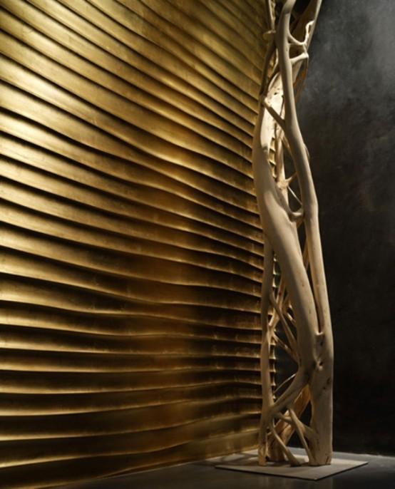 wandbelag 3D holz effekt naturholz struktur edel naturgetreu