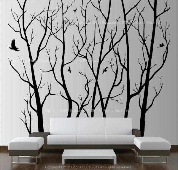 bilderrahmen an wand malen garten eden. Black Bedroom Furniture Sets. Home Design Ideas