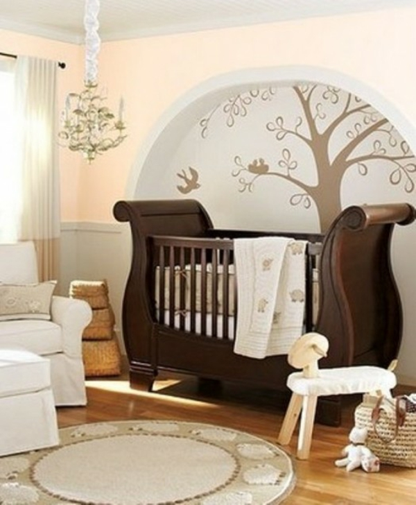 19 Adorable Ideas For Decorating Small Nursery: 11 Märchenhafte Designs