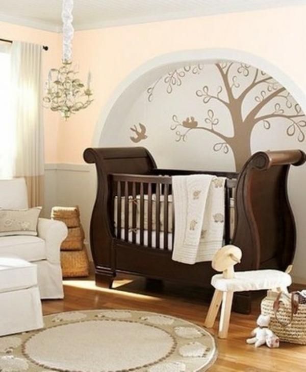 30 Cute Baby Nursery Room Decoration Design: 11 Märchenhafte Designs