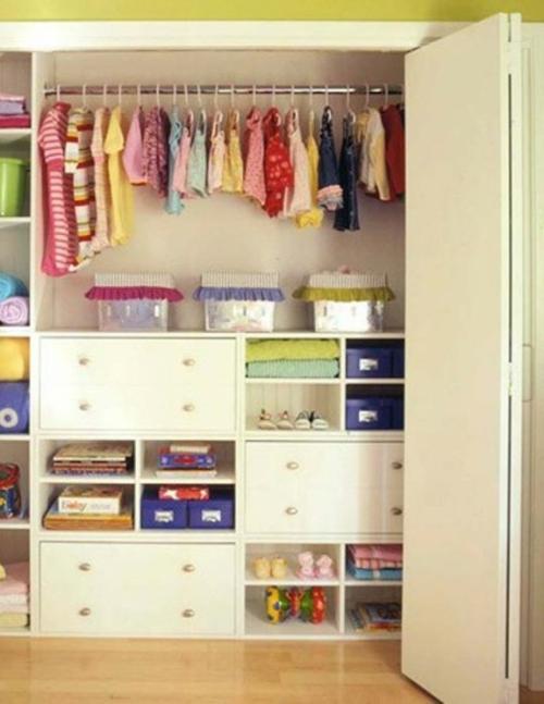 Wie kann man den wandschrank im kinderzimmer organisieren - Wandschrank kinderzimmer ...