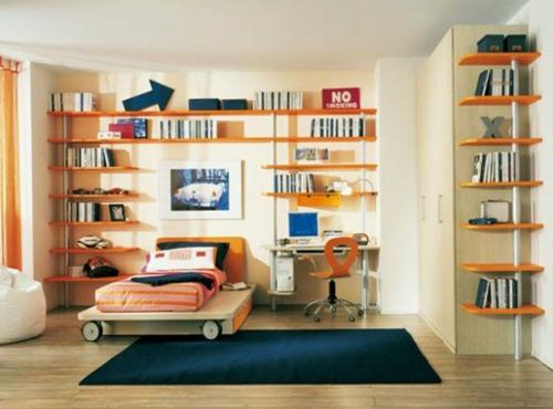11 behagliche industrielle kinderzimmer design ideen. Black Bedroom Furniture Sets. Home Design Ideas