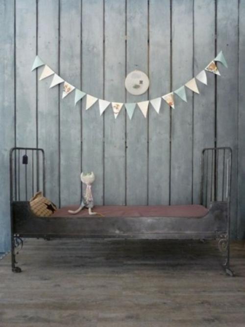 11 gemütliche, warme, industrielle Kinderzimmer Design Vorschläge