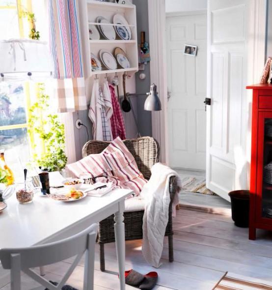 wei essmbel essraum idee frisch frhling deko ikea - Ikea Esszimmer Ideen