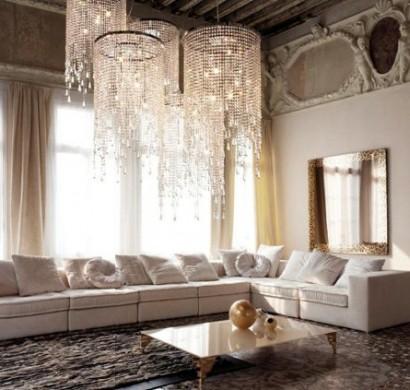 Sitzecke wohnzimmer design  Wunderschönes Wohnzimmer Design von Cattelan Italia
