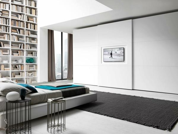 Designer Regale von Presotto Italia – moderne Wohnzimmer Interiors