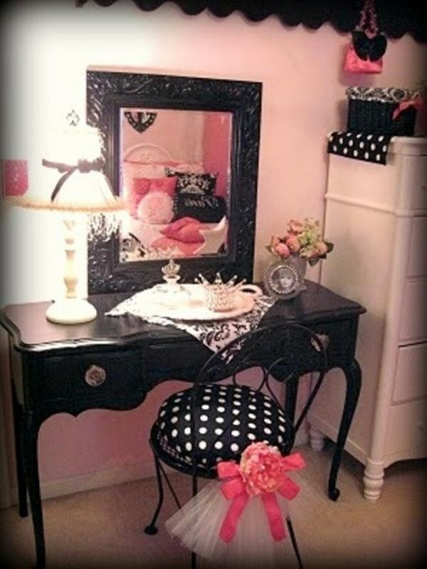Das Zimmer in Paris Style einrichten u2013 Ideen fu00fcr Teenager ...