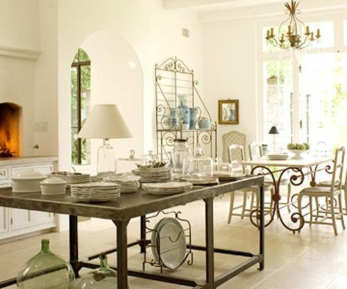 zunehmend bereich offen schlicht elegant küche tischlampe