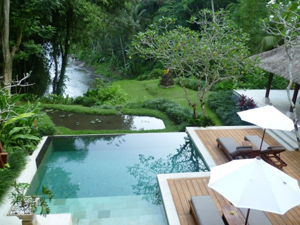 Four Seasons Resort Bali design Vorgarten und Hinterhof Ideen
