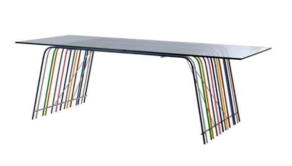 Polyrattan Gartenmöbel tisch stuhl außenbereich tischplatte