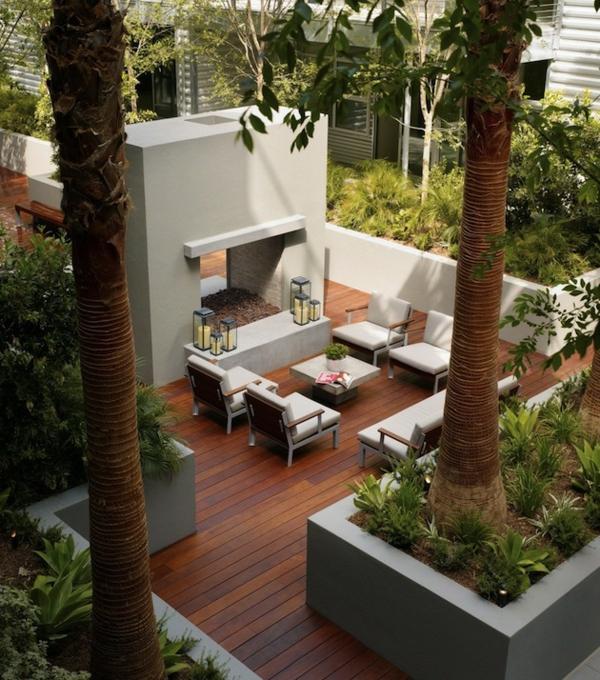 großartig deck design idee möbel esbereich wohnbereich sommer exotisch