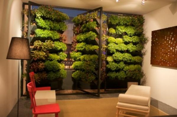 attraktiven garten auf balkon design blumen gitter pflanzen - Balkon Mit Blumen Gestalten