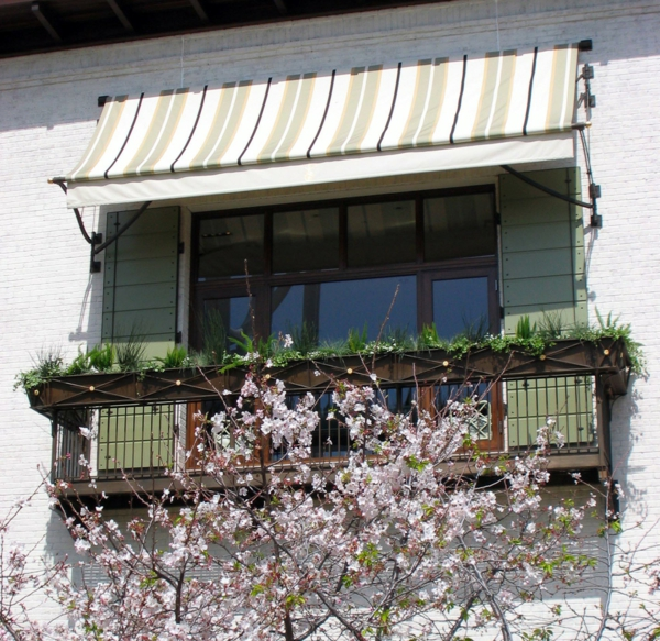 Terrasse Und Garten Sonnenschutz Ideen