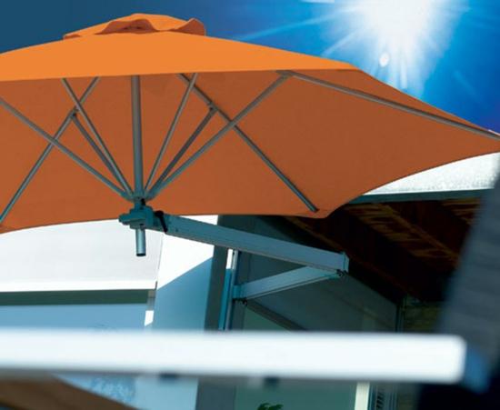 sonnenschirm balkon terrasse – usblife, Terrassen ideen
