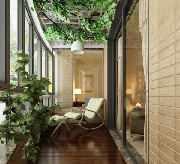 Coole ideen für balkon pflanzen   einen garten auf balkon gestalten