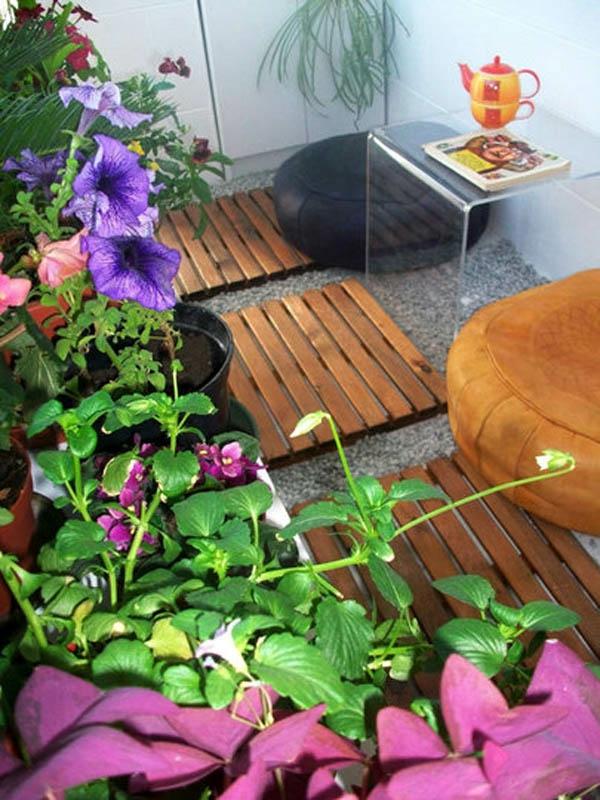 coole balkon pflanzen frische ideen f r eine gem tliche atmosph re. Black Bedroom Furniture Sets. Home Design Ideas