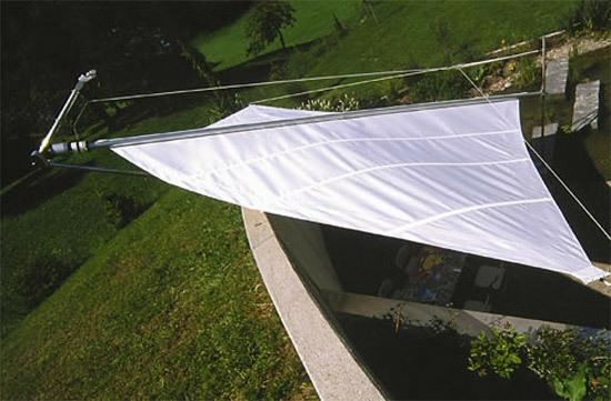 Wie Gestalte Ich Meinen Balkon balkon sonnensegel coole ideen für die heißen sommertage