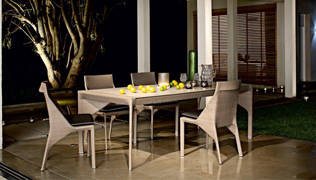 Teakholz Gartenmobel Karchern : 21 Polyrattan Gartenmöbel passend zu Ihrem Garten, Balkon, Terrasse