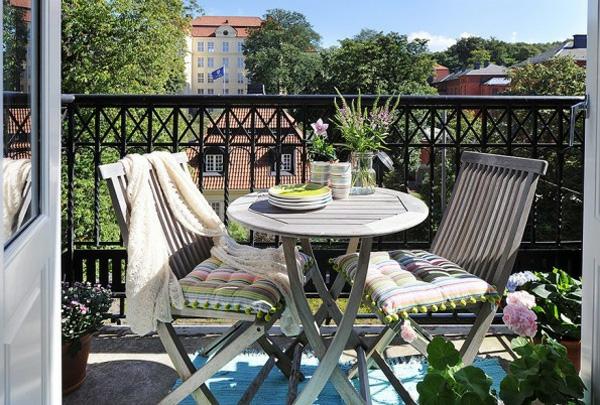 mediterrane balkonmöbel