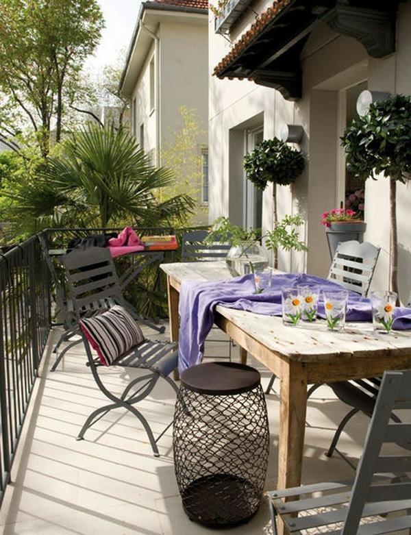 77 praktische balkon designs coole ideen den balkon With balkon ideen modern