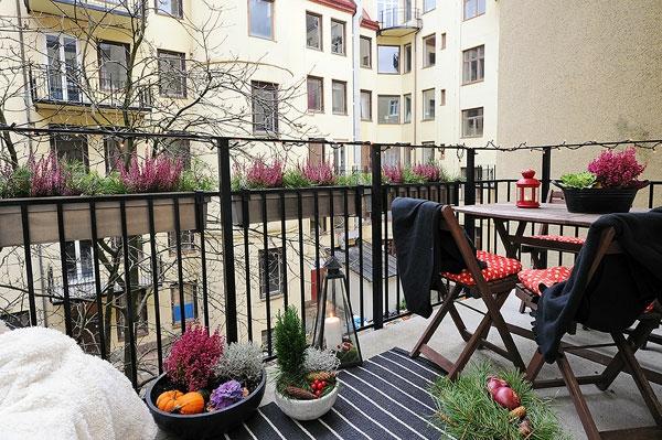 bequeme balkon designs ideen stadt umgebung