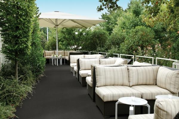 Coole Ideen für Bodenbelag im Außenbereich - die richtige Wahl
