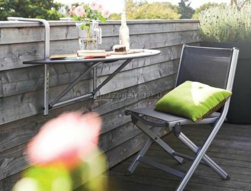 coole balkon m bel ideen n tzliche tipps f r eine sch ne. Black Bedroom Furniture Sets. Home Design Ideas