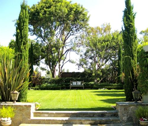 coole gartengestaltung tipps - pflege für den landschaftsbau, Garten ideen