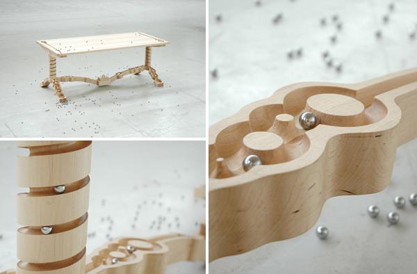 Büromöbel design holz  Coole Möbel Designs - einzigartige und attraktive Ideen