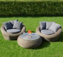 20 Coole Rattan Gartentisch Designs – Wie kann man den besten Tisch für den Garten wählen